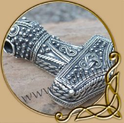 Thors Hammer Silver Oland Sweden